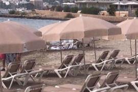 Muere un británico de 67 años mientras practicaba kayak en la playa de es Pouet