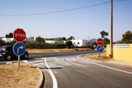 El Consell mejora la seguridad en varias zonas de ses Païsses y Sant Antoni