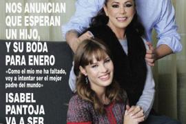Kiko Rivera anuncia que espera un hijo y que se casa en enero