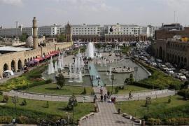 Las fuerzas de seguridad matan a dos de los milicianos en la sede del Gobierno kurdo en Erbil