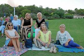 Palma brisas concierto solidario golf son muntaner fotos: pilar pelli
