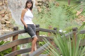 María José Suárez despide su soltería por todo lo alto