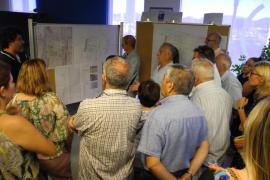 Sant Antoni presenta a los vecinos varios proyectos de remodelación de espacio