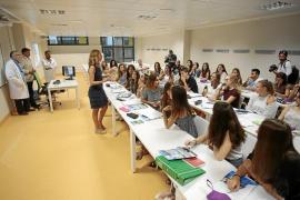 Los médicos de Baleares se disputan las plazas de profesor en Medicina