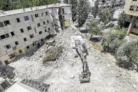 Santa Margalida se convierte en ruinas y pasará a ser un aparcamiento de 54 plazas
