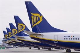 Ryanair se enfrenta este miércoles a su primera jornada de huelga