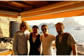 The Moonshine Band presenta el viernes en Can Jordi su primer disco 'Everything's Alright'