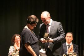 Medalla de Oro para Apneef y la Asociación Pau Mayans