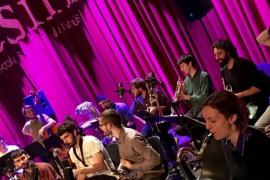 El Mallorca Jazz Collective, en el Festival de Jazz de sa Pobla