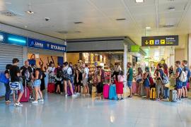 La huelga de Ryanair se inicia con ocho vuelos cancelados por sorpresa