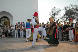 Formentera se vuelca para celebrar Sant Jaume