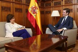 Santamaría rechaza integrarse en la dirección de Casado
