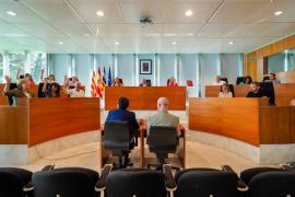 El Consell acepta la titularidad de la estación de buses de Sant Antoni