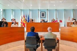 El Consell acepta el traspaso de la estación de autobuses de Sant Antoni