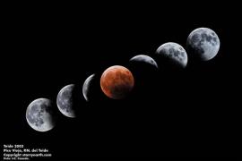 Baleares, un lugar privilegiado para ver esta noche el eclipse de Luna más largo del siglo