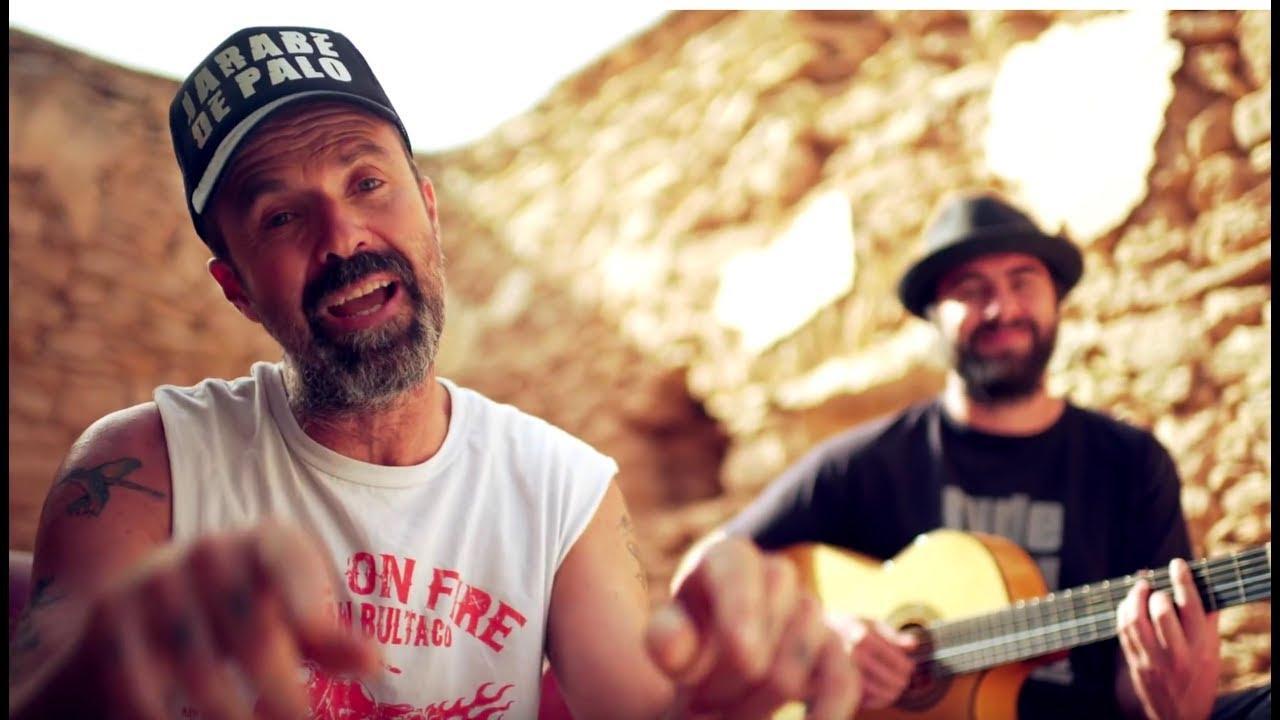 Jah Chango y Jarabe de Palo lanzan el videoclip del nuevo single 'Sofá de cuero'