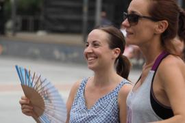 Aemet alerta de una posible ola de calor en España a partir del martes