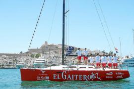 'El Gaitero' emprende el rumbo a Palma