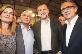 El PP ibicenco recibe hoy «con gran satisfacción» a Aznar