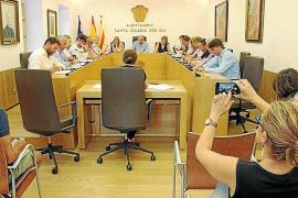 Santa Eulària reclama formalmente los terrenos que acogerán el nuevo colegio y la estación de buses