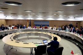 Reunión de los consejeros de Hacienda de las comunidades autónomas