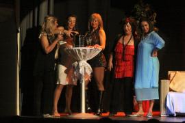 Noche de teatro  en Santa Eulària
