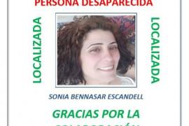Localizada en buen estado la mujer de 37 años desaparecida el lunes en Ibiza