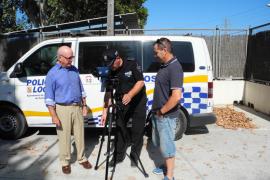 La Policía Local de Sant Antoni controlará el núcleo urbano con un radar móvil