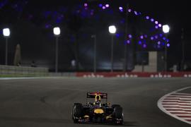 Vettel iguala, en Abu Dhabi, el récord de Mansell consiguiendo su decimocuarta 'pole' mientras que Alonso saldrá quinto