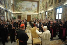 El Papa ataca a los científicos que justifican la manipulación genética