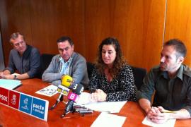 PSOE-Pacte asegura que los presupuestos del Govern dejan a Eivissa «en la UVI»