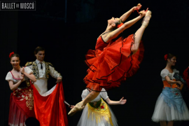 Doble cita en Santa Eulària con el Ballet de Moscú