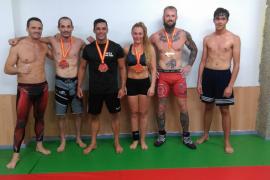 Medallas de oro para Silvia Juaneda y Wojciech Orlowski