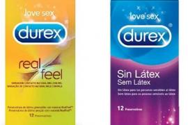 Sanidad retira del mercado 14 lotes de preservativos Durex por riesgo de rotura