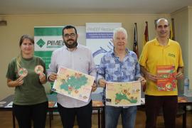 Medi Ambient y la Pimeef impulsan una campaña para prevenir incendios forestales