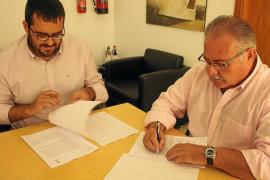 El municipio de Sant Joan ya recibirá agua desalada la próxima semana