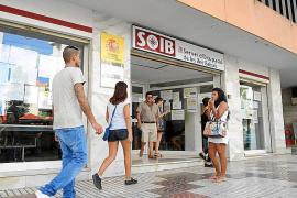Aumentan un 3,7% los parados en Formentera e Ibiza es la isla donde menos cae el desempleo