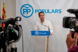 Teodoro García asegura en Ibiza que en la Ejecutiva de Casado el PP balear «tiene peso específico y cuenta»