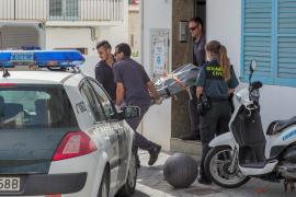 Los delitos han aumentado un 1,7 % en Baleares.