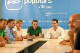 García Egea acusa al Gobierno de querer subir el Impuesto de Sucesiones en Baleares