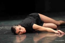 'Korper', un espectáculo de danza y música, en Can Monroig