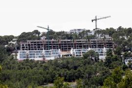 Aumentan un 185 % las viviendas visadas por el incremento de las plurifamiliares