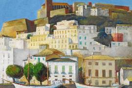 La evolución de la obra de Carloandrés llega hasta la esencia de la pintura