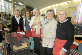 El Club Elsa celebra su mercadillo anual en el Palma Arena