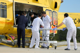 Atropellado un hombre de 37 años en Formentera