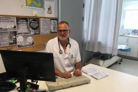 El Centro de Salud de Formentera incorpora a un nuevo médico