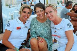 Catalina Fluxá, Catalina Otalora y Encarna Matos.