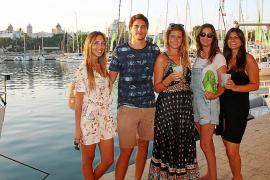 Marta Casero, Rafael Bonnin, Isabel Jaume, Chanel Kwik y María Antonia Mascaró.