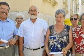 Tomeu Català, nombrado Hijo adoptivo de Alcúdia