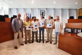El Consell d'Eivissa entrega los Premios Vuit d'Agost 2018